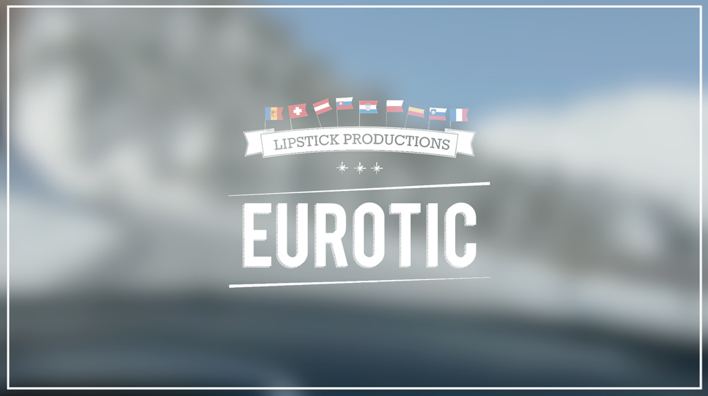 ... logo that will match with the title for their movie – Eurotic